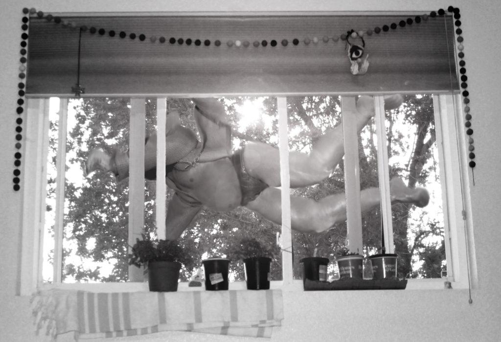"""""""Tom Falling"""" by Dustin Hyman"""
